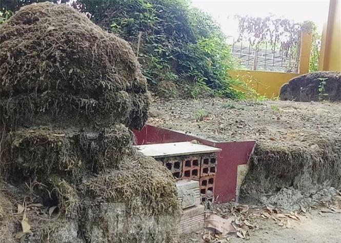 Bí ẩn ngôi mộ cổ của vị tướng quân không ai dám đến gần ở Bình Dương - ảnh 3