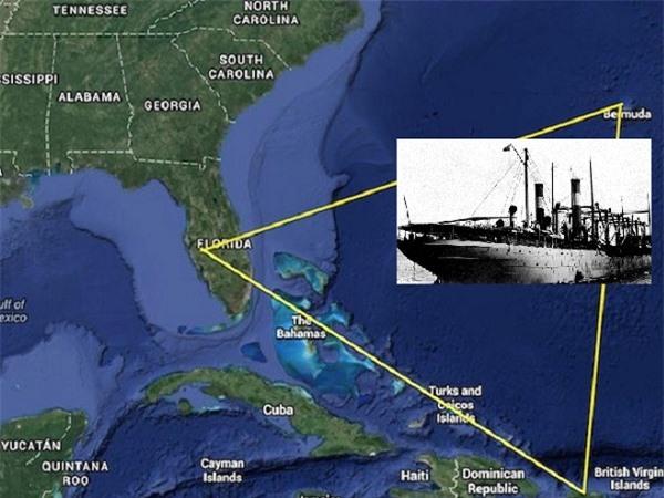 Chiến hạm Mỹ mất tích và bí ẩn 100 năm không lời giải đáp