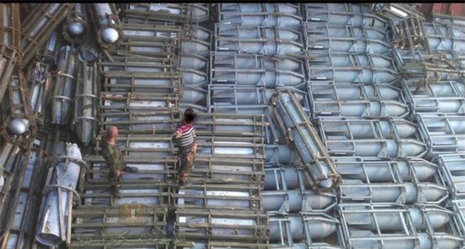 Hàng nóng Nga vừa tới Syria: Sấm sét khủng khiếp đã lộ, phiến quân hãy chờ đấy - Ảnh 3.