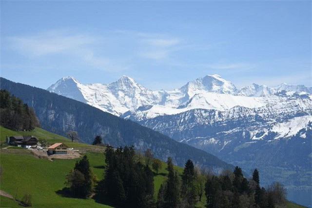 Những ngọn núi đẹp nhất thế giới  - ảnh 4