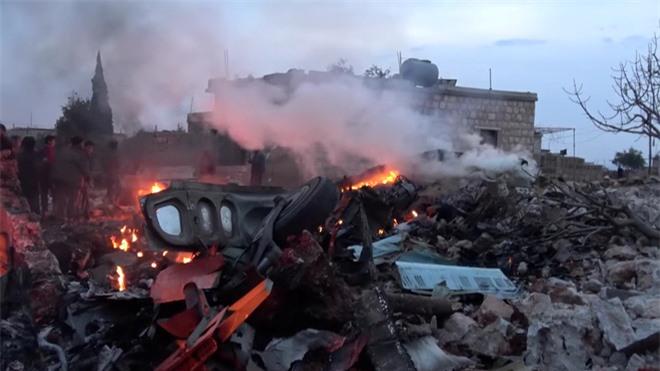 Những tổn thất đau đớn của Nga trên chiến trường Syria - Ảnh 1.