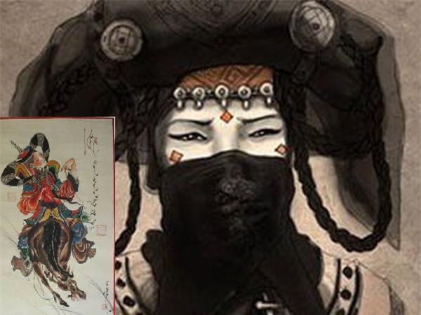 Nữ chiến binh Mông Cổ vĩ đại khiến Hốt Tất Liệt ám ảnh cho tới tận khi chết