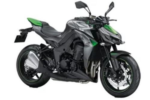 2020 Kawasaki Z1000