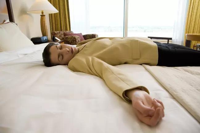 Tình nguyện viên sẽ nhận gần 2.000 USD cho việc nằm ngủ.