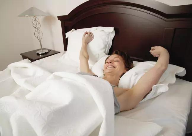 Giấc ngủ có ảnh hưởng lớn đến sức khỏe con người.