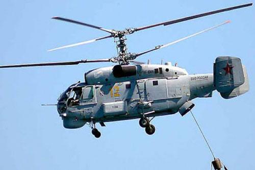 Thực hư thông tin trực thăng Ka-27 lùng sục tàu ngầm lạ áp sát căn cứ Nga tại Syria