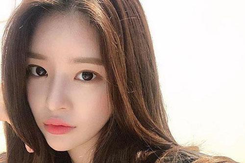 Diễn viên Yoo Hye Won.