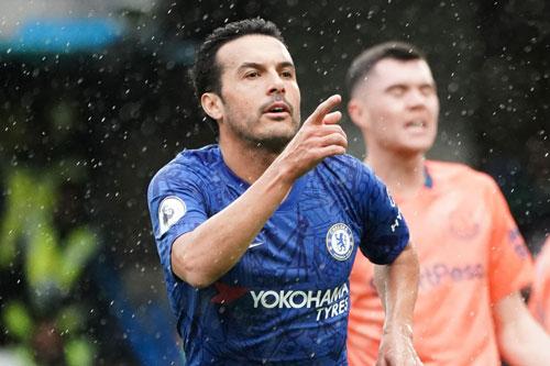 7. Pedro Rodriguez (Chelsea).