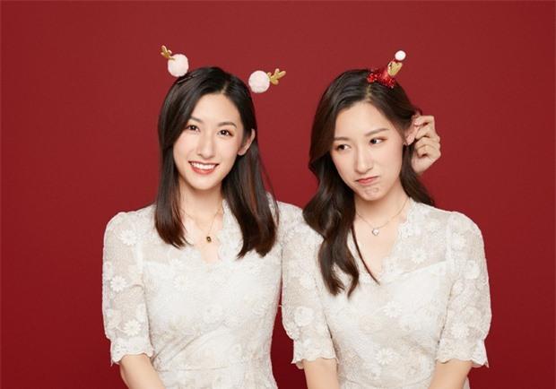 'Cặp chị em đẹp nhất Đài Loan' và các đôi song sinh nổi tiếng MXH - Ảnh 4