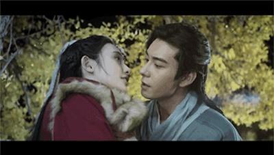 Loạt cảnh hôn 'ngọt lịm' được khán giả 'hoan nghênh' trên màn ảnh Hoa ngữ - Ảnh 6