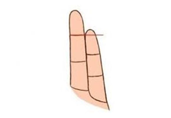 Nhìn ngón tay út 3 giây, biết ngay vận mệnh hôn nhân, chính xác hơn cả đi xem bói - Ảnh 3