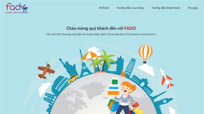 Thế lực mới tại thị trường thương mại điện tử Việt Nam 1