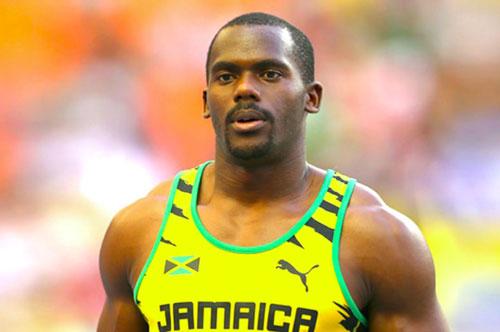 5. Nesta Carter (Jamaica). 9.78. Ảnh: Caribbeannationalweekly.com.