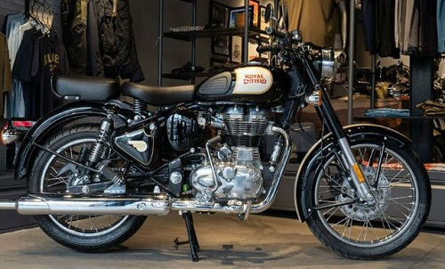 Royal Enfield Classic 2020.
