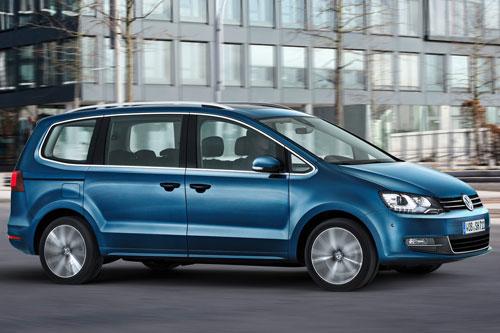 1. Volkswagen Sharan.