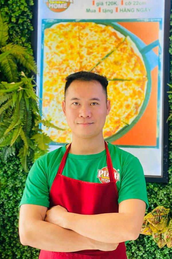 Ông Hoàng Tùng, CEO Piza Home.