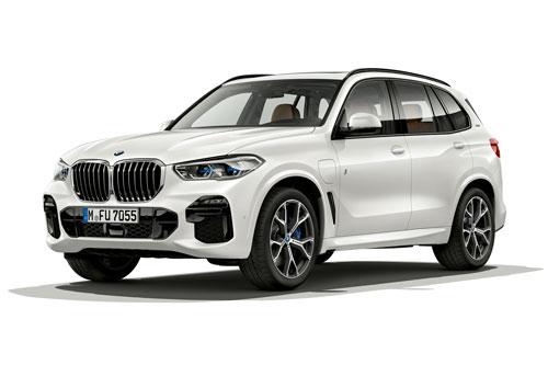 2. BMW X5 45e.