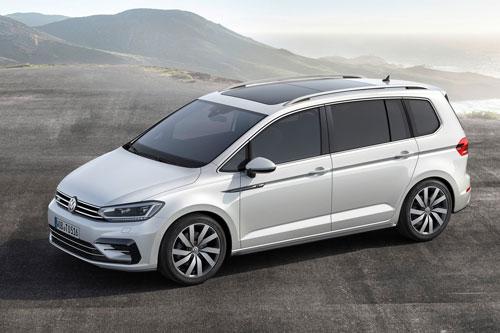 4. Volkswagen Touran.