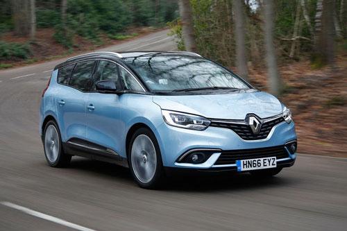 8. Renault Grand Scenic.
