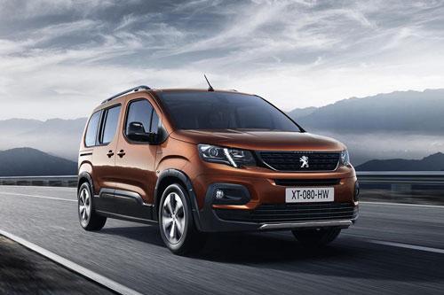 9. Peugeot Rifter.