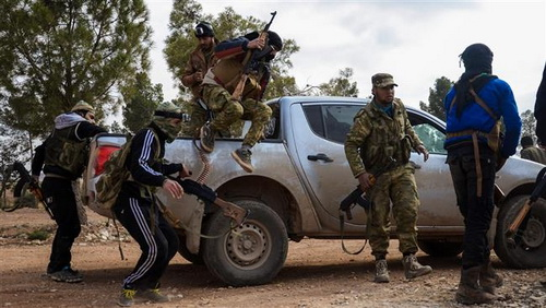 Thổ Nhĩ Kỳ là bên tham gia sâu vào cuộc nội chiến tại Libya. Ảnh: Al Masdar News.