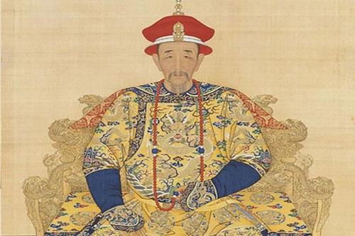 Hoàng Đế Khang Hy.