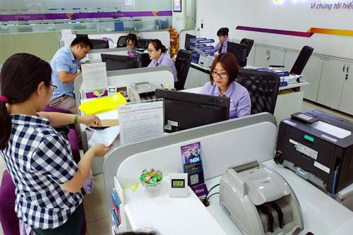 Ngành ngân hàng bị ảnh hưởng nặng nề nếu dịch kéo dài (Ảnh minh hoạ: Internet)