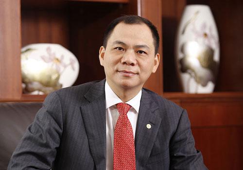"""Dịch Covid-19 """"thổi bay"""" 51.000 tỷ đồng, đẩy vị trí của ông Phạm Nhật Vượng xuống top 300 tỷ phú USD cua Forbes"""