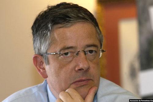 Ông Roland Marchal. (Ảnh: Asosacion de Pelodistas Europeos)