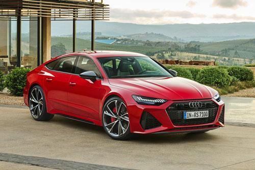 2. Audi RS6 Avant/RS7.