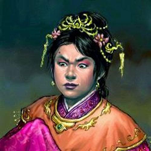 Chân dung xấu xí của Giả Nam Phong hoàng hậu