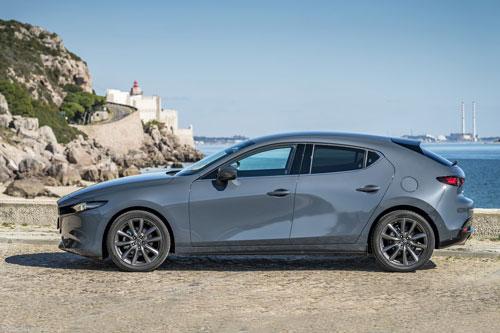 9. Mazda 3.