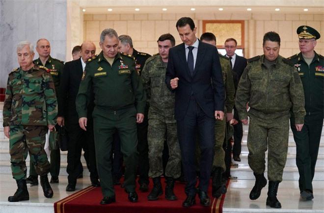 Đại tướng Shoigu mang tin vui tới cho Tổng thống Syria: Thời khắc giải phóng Idlib đã đến! - Ảnh 1.