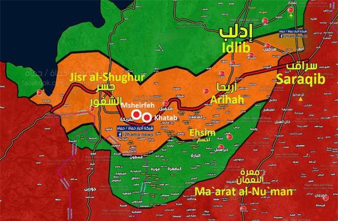 Đại tướng Shoigu mang tin vui tới cho Tổng thống Syria: Thời khắc giải phóng Idlib đã đến! - Ảnh 3.