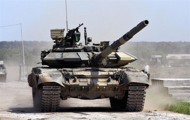 Điều gì khiến Ấn Độ mua liền lúc 400 'xe tăng bay' T-90S? - ảnh 1