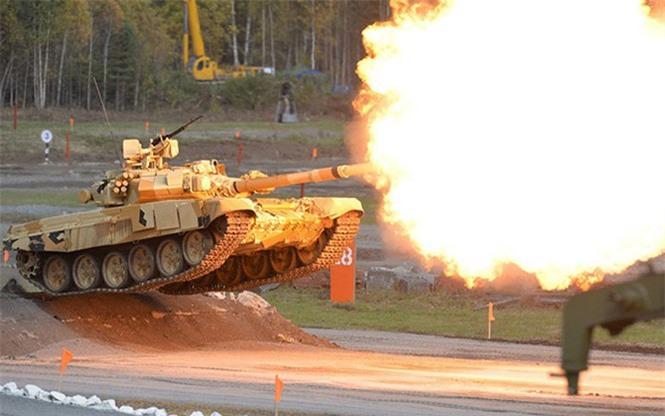 Điều gì khiến Ấn Độ mua liền lúc 400 'xe tăng bay' T-90S? - ảnh 2