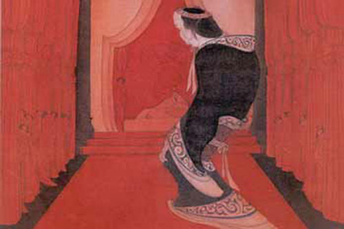 Tư Mã Trung phải nhờ vào vợ để lên được ngôi vua