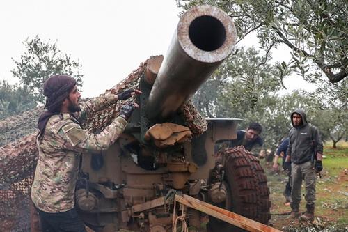 Thổ Nhĩ Kỳ bị cáo buộc tiếp tục cung cấp vũ khí cho phiến quân đồng minh. Ảnh: Avia-pro.
