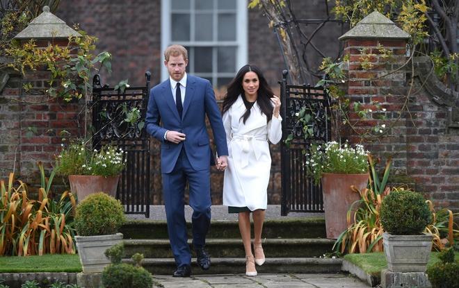 Vợ chồng Harry sẽ xây dựng một trang viên ở Anh.