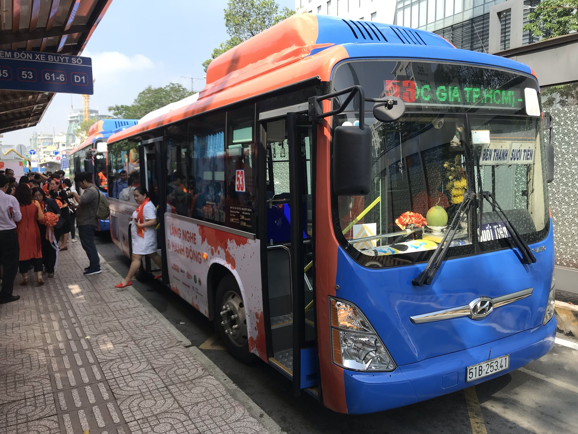 Sở Y tế TP.HCM đề xuất tạm ngưng hoạt động xe buýt trên địa bàn thành phố trong thời gian tới để chống dịch COVID-19