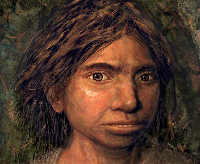 Người Denisovans - Ảnh: LIVE SCIENCE