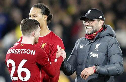 Liverpool đang