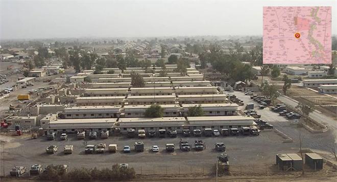 NÓNG: Nổ liên hồi tại căn cứ quân sự Iraq, tên lửa Iran tiếp tục thách thức quân đội Mỹ? - Ảnh 1.