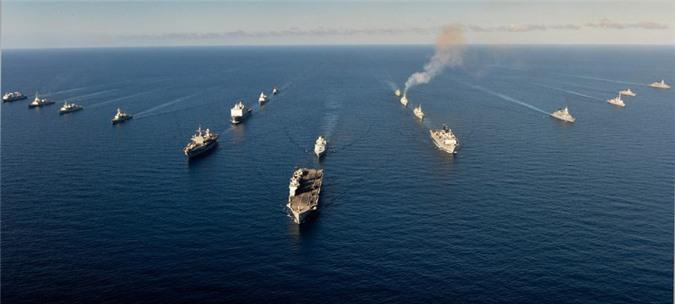 Sứ mệnh bí mật của các tàu hộ vệ Hạm đội Baltic Nga ở Bắc Đại Tây Dương: NATO lo sốt vó? - Ảnh 5.