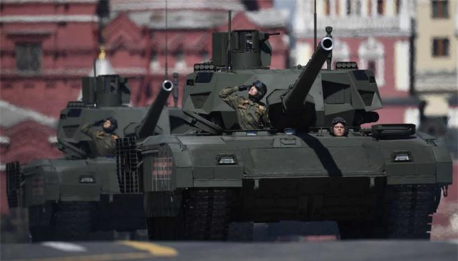 Xe tăng T-95 Nga: Cơn ác mộng đối với NATO chưa bao giờ thành hiện thực - Ảnh 1.