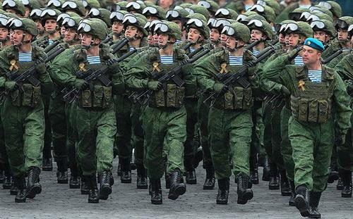 Quân đội Nga đã được hiện đại hóa với tốc độ rất nhanh chóng. Ảnh: TASS.