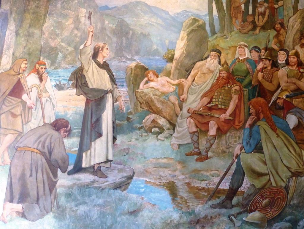 Bản ghi chép đầu tiên về quái vật hồ Loch Ness xuất hiện vào thế kỷ thứ 6.