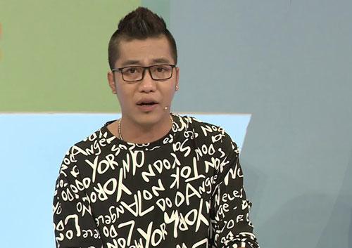 Hoàng Rapper khẳng định sẽ không làm bạn với người yêu cũ.