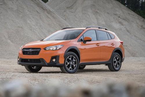 1. Subaru Crosstrek 2020.