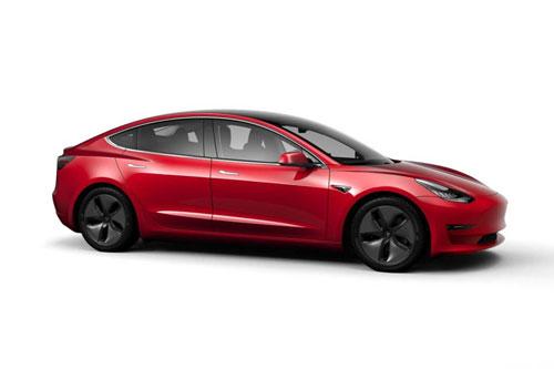 4. Tesla Model 3 2020.